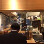 麺屋かもめ - 店内