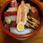 みどり鮨 - 料理写真:並ちらし♪