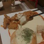 チーズと生はちみつ BeNe - 料理写真: