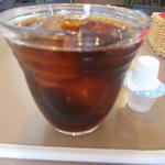 華かんざし - アイスコーヒー