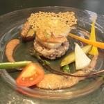 Masahiro - 16穀米と魚介と松戸野菜の