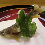 Aji Fukushima - 鮎