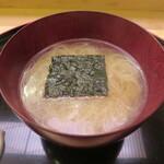 味 ふくしま - にゅう麺