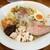 黄昏タンデム - 料理写真:ニン肉パンチませそばです☆ 2020-1111訪問
