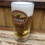140591209 - 「生ビール」(500円)