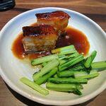 Ginzakamonka - 豚の角煮 2020.11