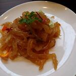 Ginzakamonka - クラゲの冷菜 2020.11