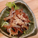 Ginsharigenshiyakishokudourobin - キクラゲの浅漬け