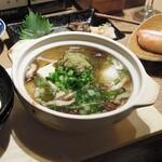 高木鮮魚店 - 湯豆腐