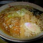 麺組 - こってり醤油680円