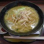 麺組 - 味噌ラーメン(辛味付)780円