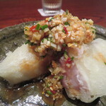Nishibuchi Hanten - とても印象的だった鰆の天ぷら