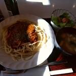 Heiwa - ミートソーススパゲッティー