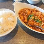 140604278 - 麻婆豆腐。