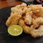 鶏Biyori - やげん軟骨の唐揚げ