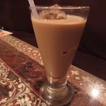 インド料理モハン - アイスチャイ