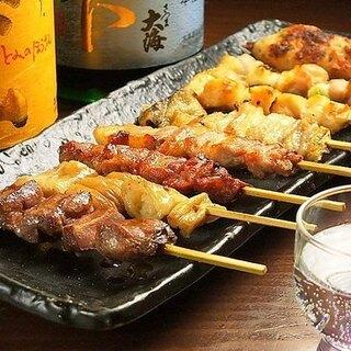 串兵衛の味をテイクアウトで味わう!