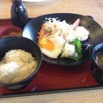 ジョイフル - 料理写真:七種の和朝食499円っ(第一回投稿分②)
