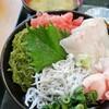 ふじやす食堂 - 料理写真:日替わり三色丼880円(税別)