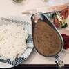 いしずえ - 料理写真:本格的高級カレー 強辛の5(900円)