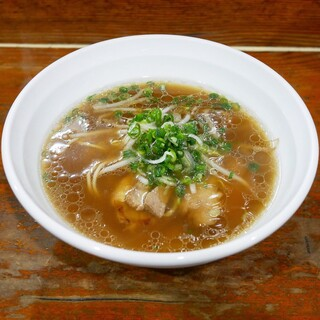 麺家 なかむら - 料理写真:☆【麺家 なかむら】さん…醤油(≧▽≦)/~♡☆
