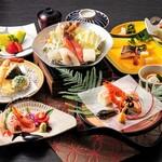 日本料理 しゃぶしゃぶ 鉄板焼 有馬 - 1月1~3日/吉上会席
