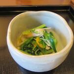 140619319 - 「壬生菜のお浸し」
