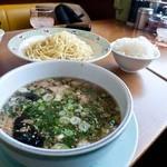 カナキン亭本舗 - 料理写真:カナキン亭本舗 祢宜島店 つけ麺