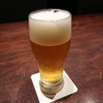 松玄 凛 - 生ビール(小)