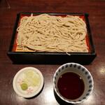 松玄 凛 - もり蕎麦