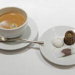 L'enfant coeur et coeur - 小菓子、コーヒー