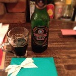 14063269 - チンタオ黒ビール