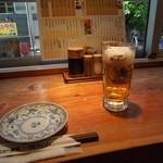 浅草厨房 - 麦とホップを飲みつつ