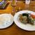 ビストロむく  - 日替わりランチ 鶏