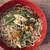 大山山頂茶屋 - 料理写真:山菜そば