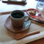 ログカフェ スノードーム - ドリップコーヒー