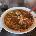 辛麺屋 桝元 - 辛麺の大辛
