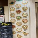 ナポリの食堂 アルバータ アルバータ - やっぱりピザが名物なんやね♪
