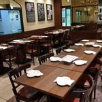銀座ワイン食堂 パパミラノ - 宴会席。