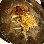 個室焼肉 囲 - 冷麺 850円