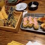 天ぷら酒場KITSUNE - 天ぷら