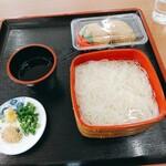 土庄港観光センター - 料理写真:そーめん