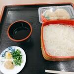 土庄港観光センター - 素麺美味しいよ