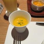 オールデイダイニング カメリア - Soup of the day