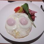 オールデイダイニング カメリア - Morning Main Dish