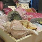140655446 - 今日の海産物