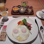 オールデイダイニング カメリア - Camellia Breakfast