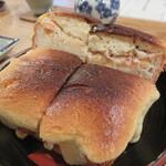 140655475 - 名物  蟹パン