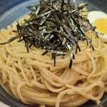 Oomiyataishouken - 麺盛り