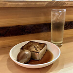 博多のおでん - 『玉子&豆腐』しゃんにシュワシュワたい♪